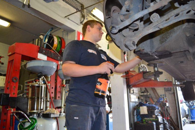 Installatie van uitrusting | Garage in Aalst