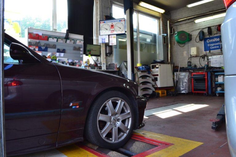 Andere prestaties | Garage in Aalst